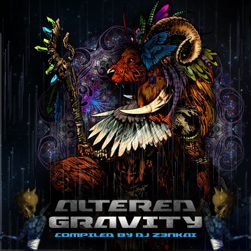 Digital Shamans Records - .Various - Altered Gravity