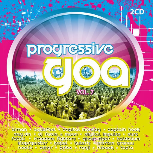 Audioload Music - .Various - Progressive Goa Vol 7