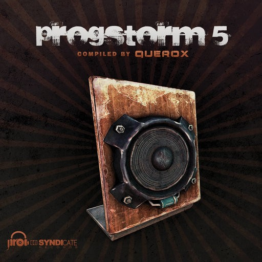 Prog on Syndicate Records - .Various - Progstorm 5