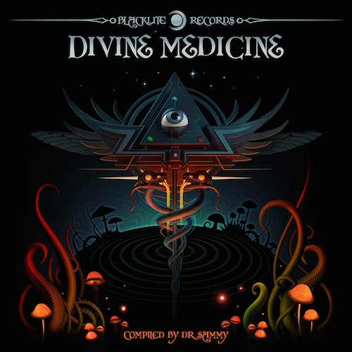 Blacklite Records - .Various - Divine Medicine