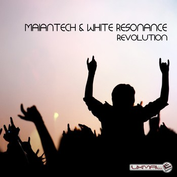 Uxmal Records - WHITE RESONANCE & MAIANTECH - Revolution