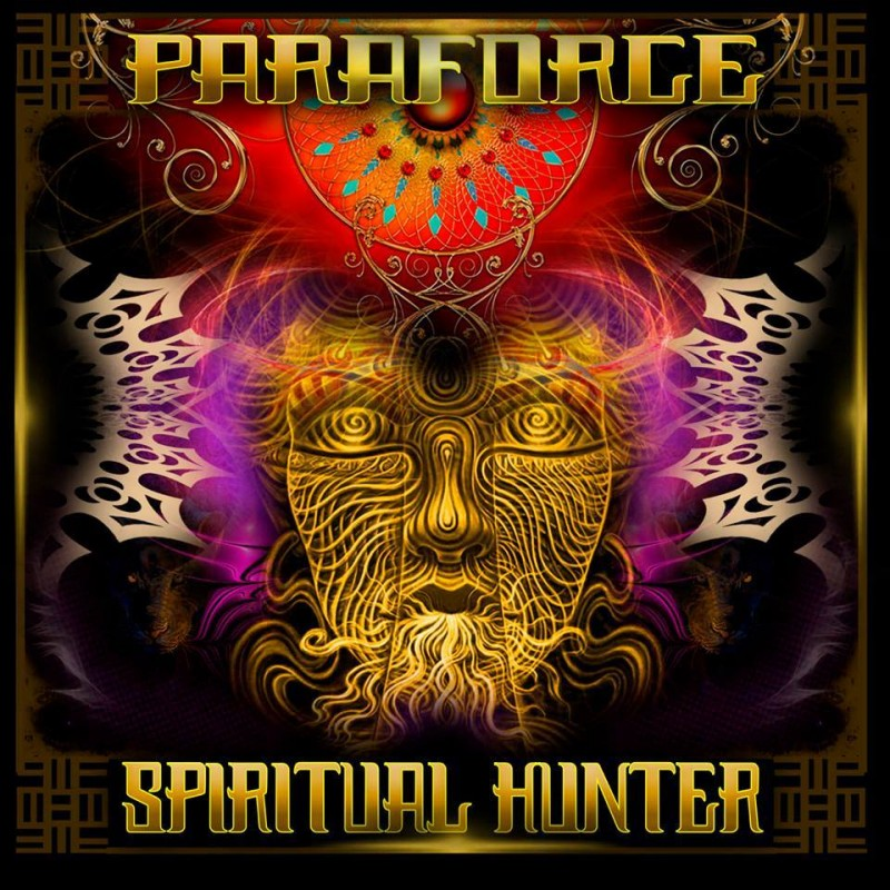 Shiva Squad Records - PARAFORCE - Spiritual Hunter