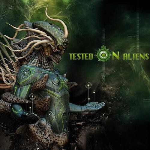 Free Radical Records - .Various - Tested On Aliens