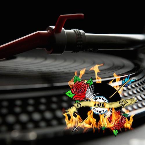 Tip Records - .Various - Rikki Rokkit 100