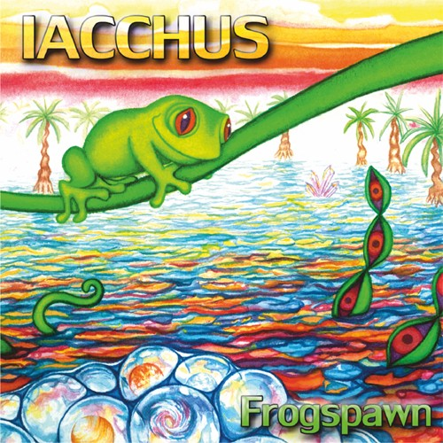 Mystic Sound Records - IACCHUS - Frogspawn