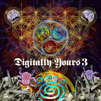 Parvati Records - .Various - Digitally Yours 3