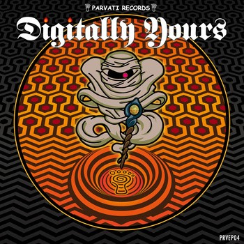 Parvati Records - .Various - Digitally Yours 1