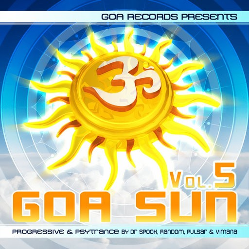 Goa Records - .Various - Goa Sun Vol 5