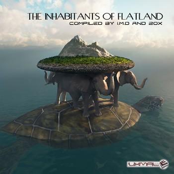 Uxmal Records - .Various - The inhabitants of flatland
