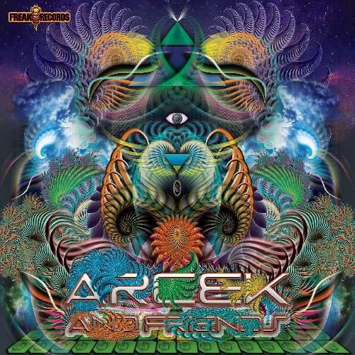 Freak Records - ARCEK - Arcek and Friends