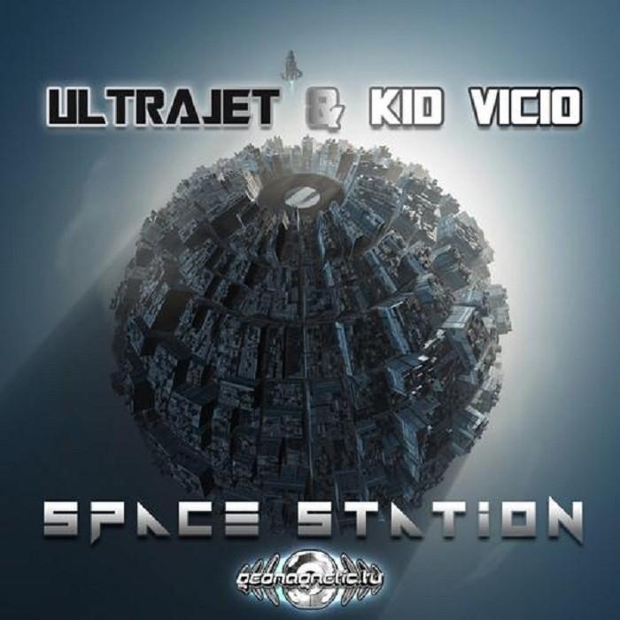 Geomagnetic.tv - KID VICIO, ULTRAJETT - Space station