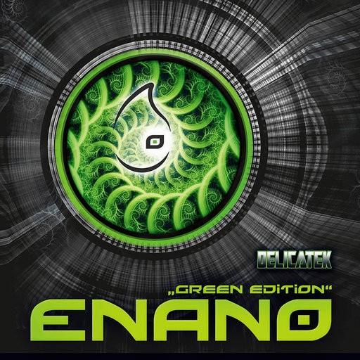 Delicatek Records - ENANO - Green Edition