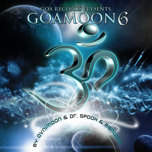 Goa Records - .Various - Goa Moon Vol 6