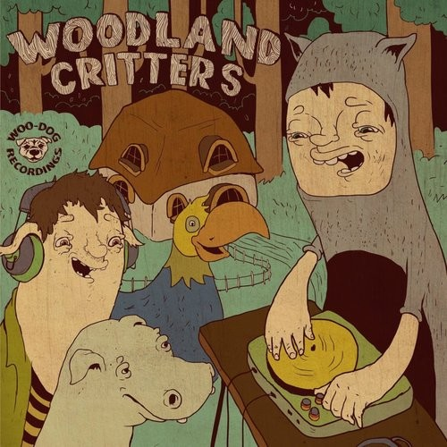 Woo-Dog Records - .Various - Woodland Critters