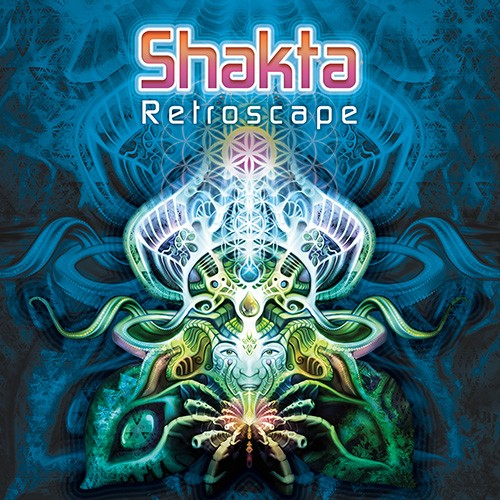 Suntrip Records - SHAKTA - Retroscape