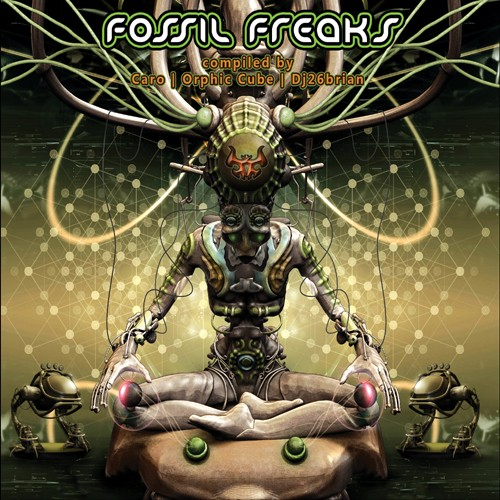 Temple Twister Records - .Various - Fossil Freaks