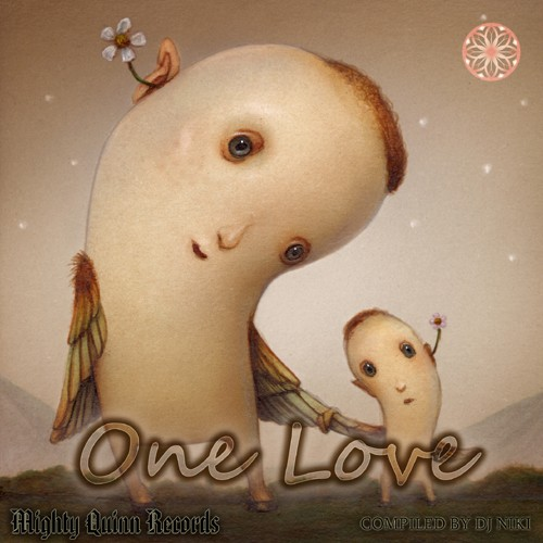 Mighty Quinn Records - .Various - One Love