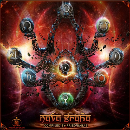Manic Dragon - .Various - Nav Graha
