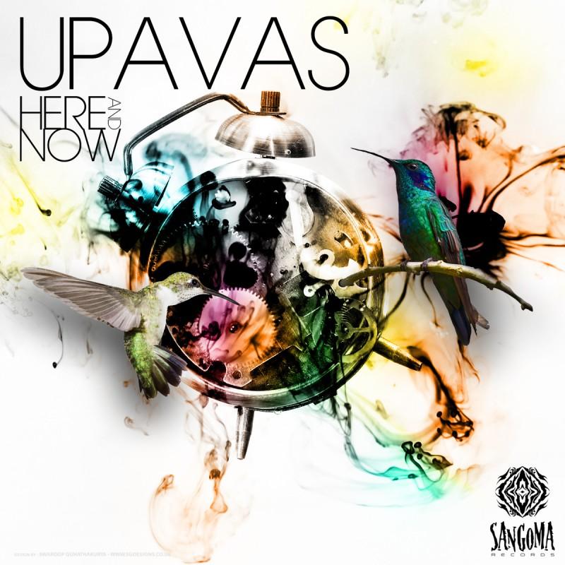 Sangoma Records - UPAVAS - Here and Now