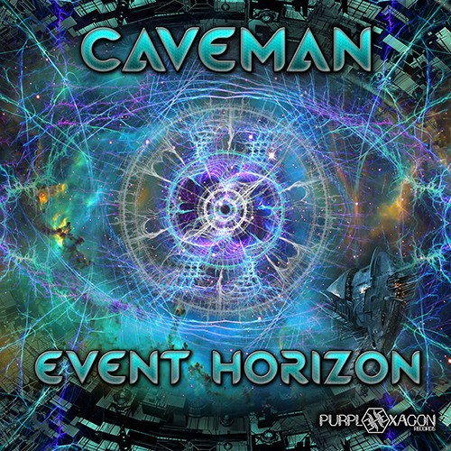 Purple Hexagon - CAVEMAN - Event Horizon