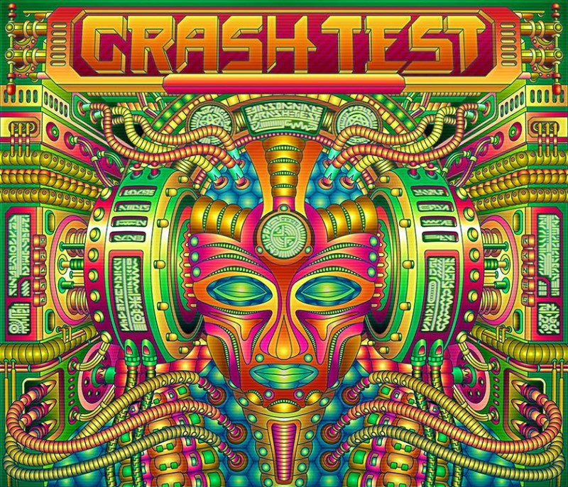 Insomnia Records - .Various - Crash test