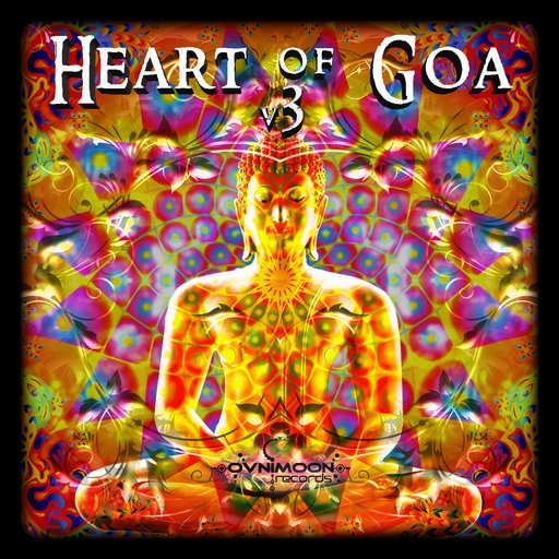 Ovnimoon Records - .Various - Heart Of Goa Vol 3