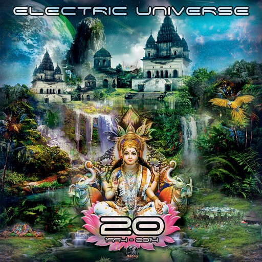 Dacru Records - ELECTRIC UNIVERSE - 20