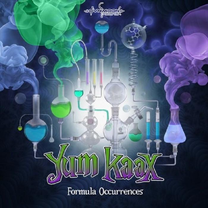 Ovnimoon Records - YUM KAAX - Formula occurrences (Digital EP)