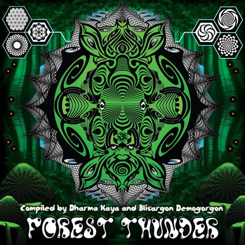 Bhooteshwara Records - .Various - Forest Thunder