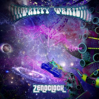 Vertigo Records - TRIPPY TRAIL - Zen O'Clock