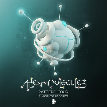 Blacklite Records - .Various - Alien Molecules - Pattern Four