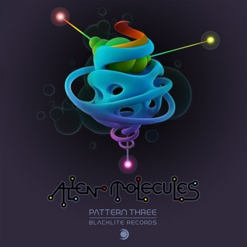 Blacklite Records - .Various - Alien Molecules - Pattern Three