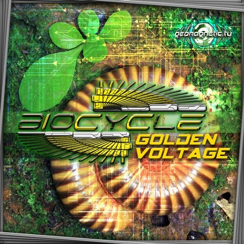 Geomagnetic.tv - BIOCYCLE - Golden voltage (Digital EP)