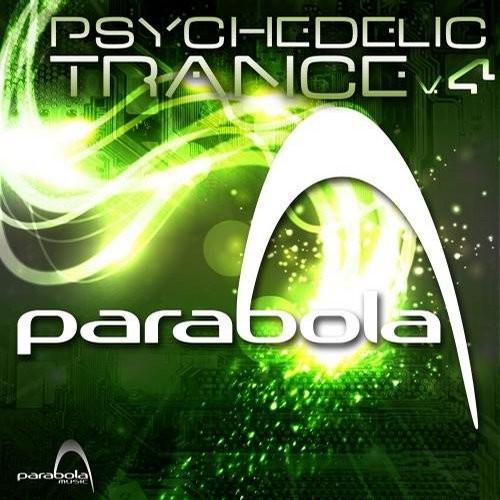 Parabola Music - .Various - Psychedelic Trance Parabola, Vol. 4