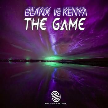 Human Technologies Records - BLANX VS KENYA - The Game