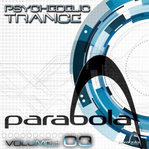 Parabola Music - .Various - Psychedelic trance parabola Vol 3