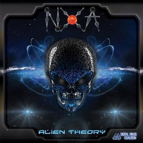 Digital Drugs Coalition - NXA - Alien theory (Digital EP)