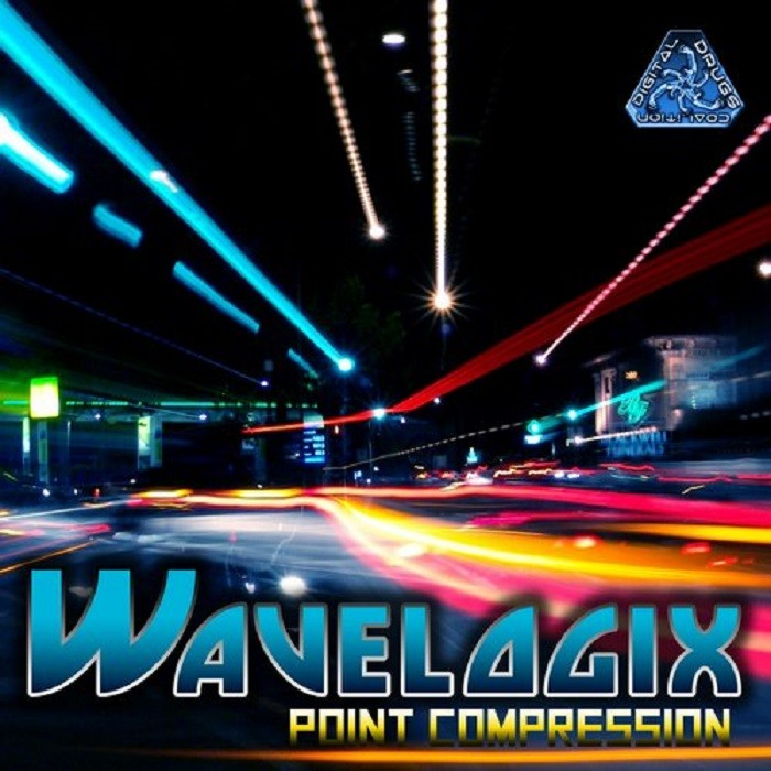 Digital Drugs Coalition - WAVELOGIX - Point compression (Digital EP)