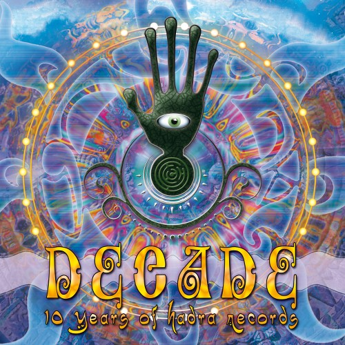 Hadra Records - .Various - Decade