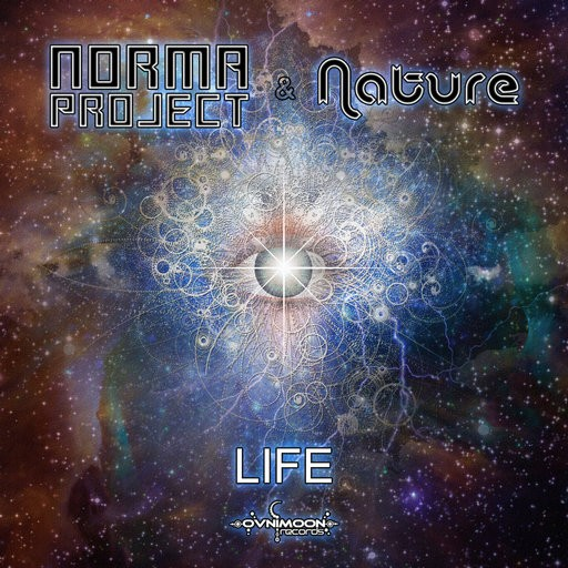 Ovnimoon Records - NATURE, NORMA PROJECT - Life (ovniep165)