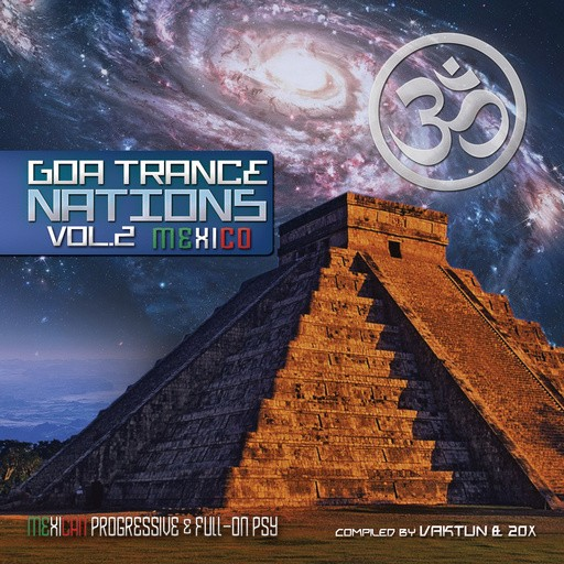 Goa Records - .Various - Goa Trance Nations Vol 2 Mexico