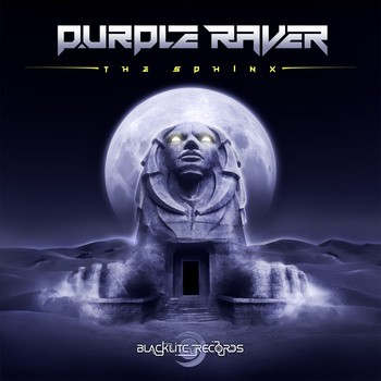Blacklite Records - PURPLE RAVER - The Sphinx