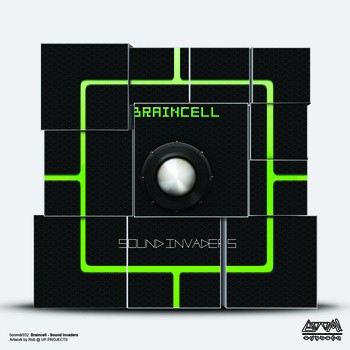 BooM! Records - BRAINCELL - Sound Invaders