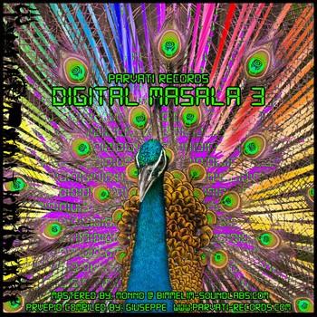 Parvati Records - .Various - Digital Masala III