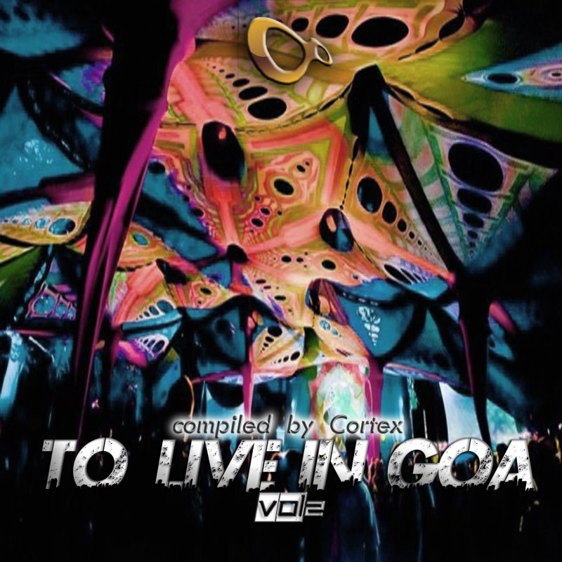 Boundless Music - .Various - To Live In Goa - Vol 2