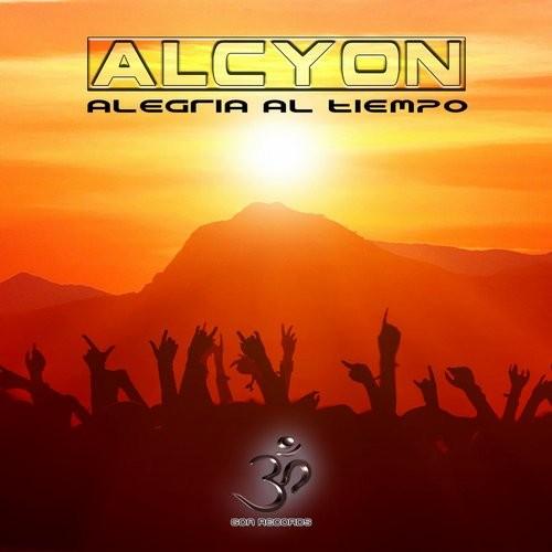Goa Records - ALCYON - Alegria al Tiempo (goaep136)