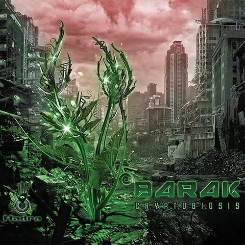 Hadra Records - BARAK - Cryptobiosis
