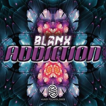 Human Technologies Records - BLANX - Addiction