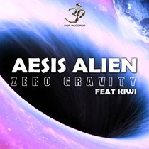 Goa Records - AESIS ALIEN - Zero Gravity (goaep172)