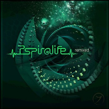 Zenon Records - PSPIRALIFE - Remixed